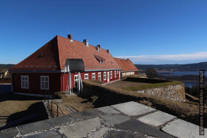 Maison des commandants de Kongsvinger. Photo © André M. Winter