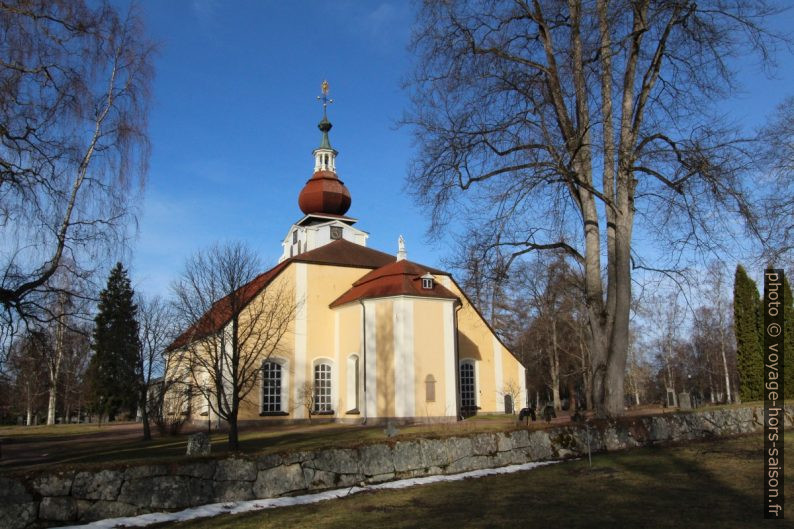 Église de Leksand. Photo © André M. Winter