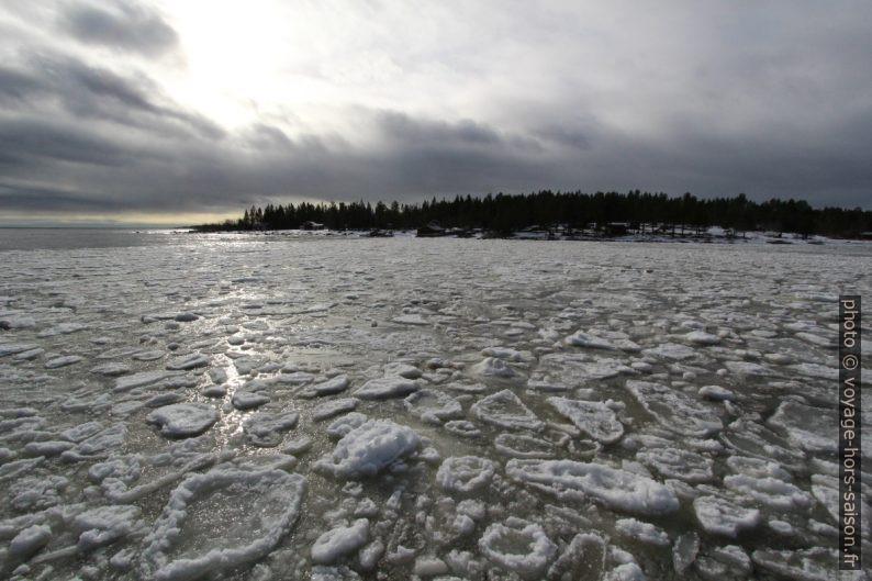 Cap au large de Kallviksskäret. Photo © André M. Winter
