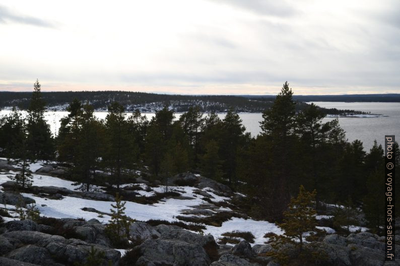 Baie de Gärdviken. Photo © Alex Medwedeff