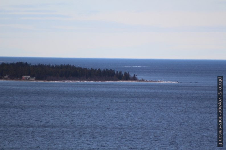 Pointe orientale de Vånörskatan. Photo © André M. Winter