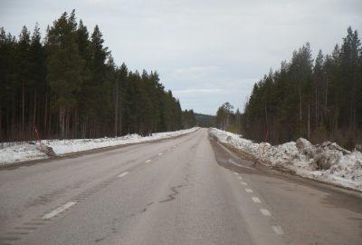 Riksväg 97. Photo © Alex Medwedeff