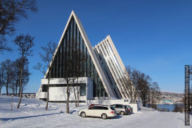 Cathédrale Arctique de Tromsø. Photo © André M. Winter