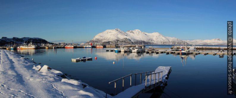Port de Tromvik. Photo © André M. Winter