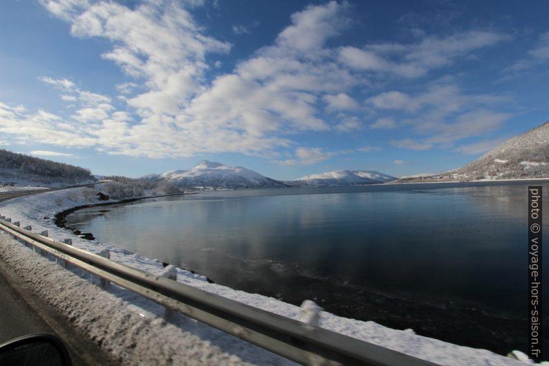 Balsfjorden. Photo © André M. Winter