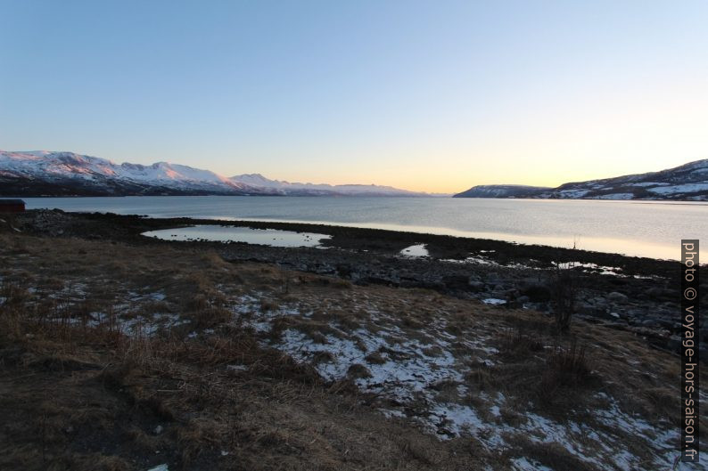Ofotfjorden. Photo © André M. Winter