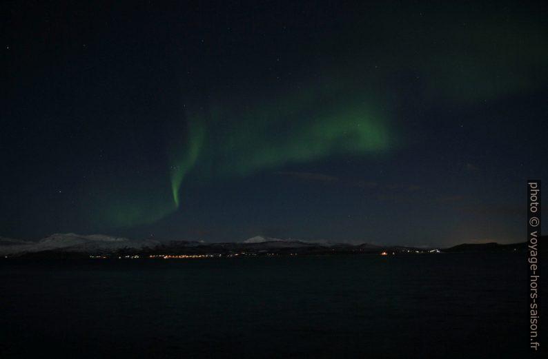 Aurora borealis Полярное сияние. Photo © Alex Medwedeff