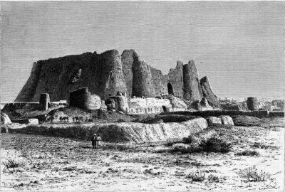 Citadelle de Varamine (Varamin)