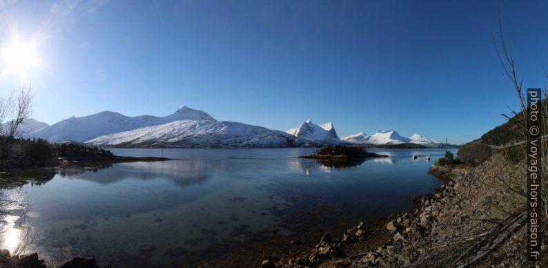 Panorama sur le Forsahavet