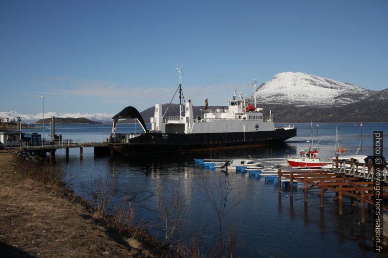 Le Ferry Røsund