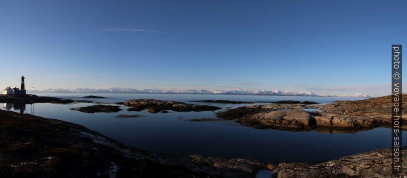 Phare de Tranøy et Îles Lofoten et Vesterålen
