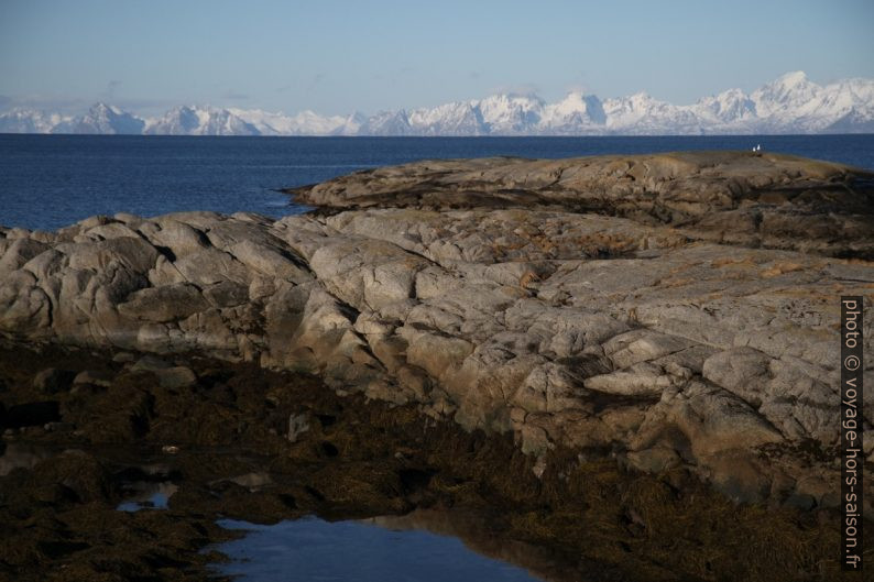 Les Îles Lofoten en hiver