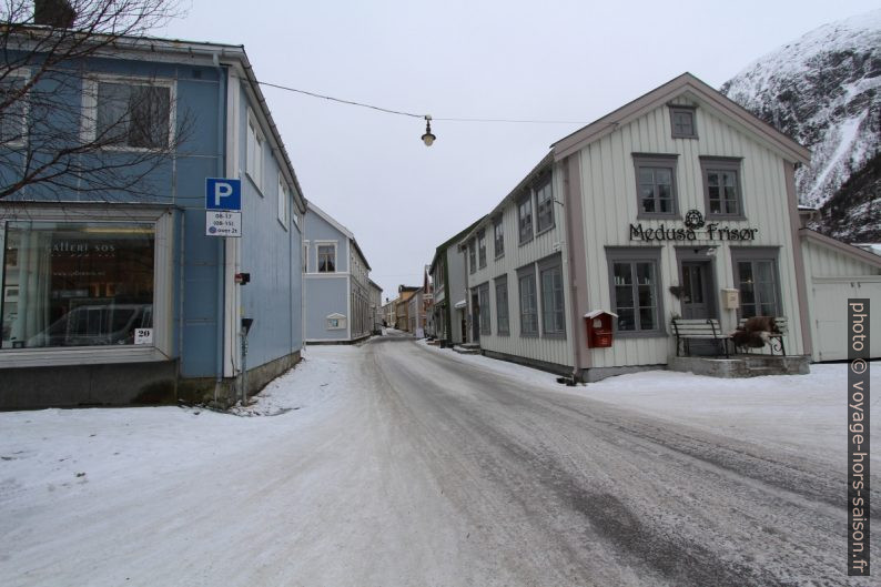 Sjøgata. Photo © André M. Winter