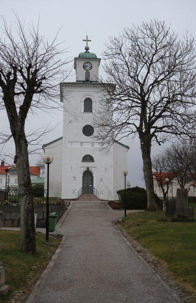 Église de Strömstad. Photo © Alex Medwedeff