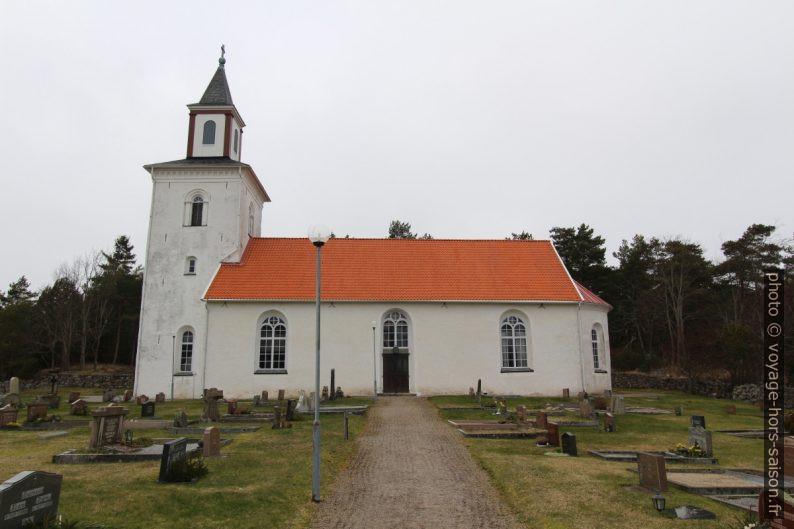 Église de Tjärnö. Photo © André M. Winter