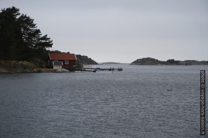 Côte de Saltö. Photo © Alex Medwedeff
