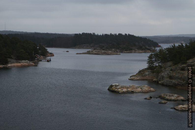 Brattebergssunden. Photo © Alex Medwedeff