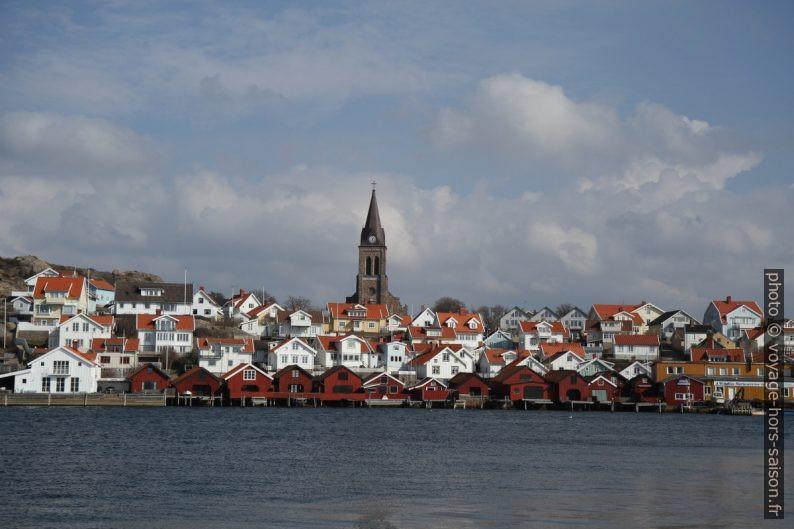 Eglise de Fjällbacka. Photo © Alex Medwedeff