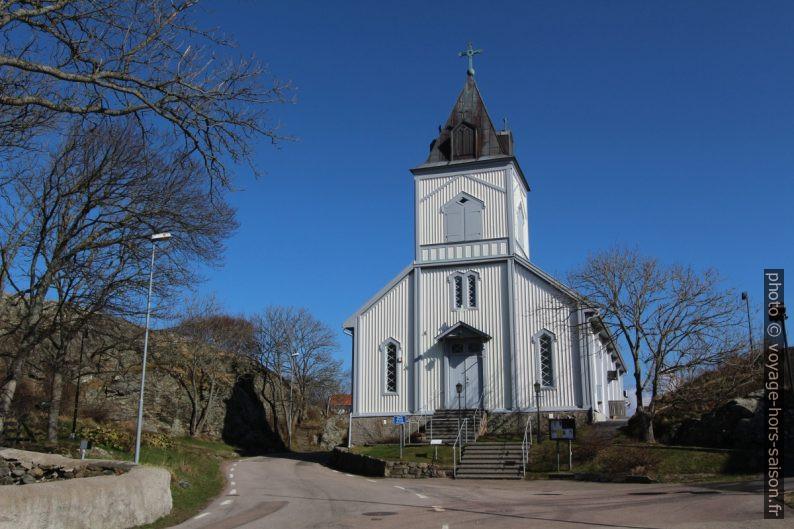 Église de Mollösund. Photo © André M. Winter