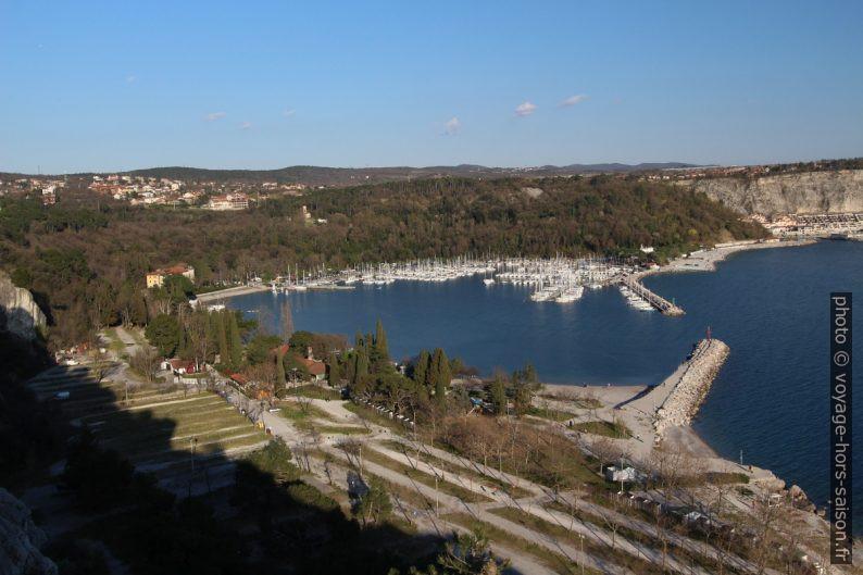 Port de Sistiana. Photo © André M. Winter