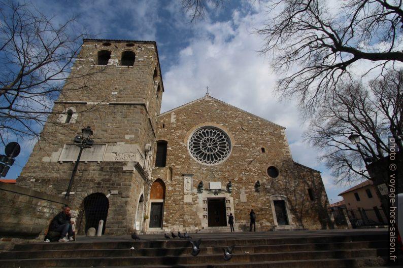 Cattedrale di San Giusto di Trieste. Photo © André M. Winter