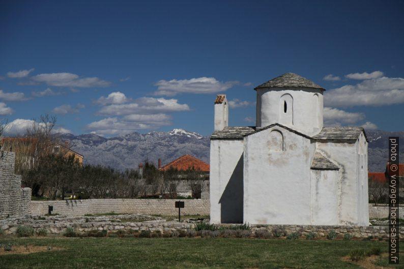 Crkva Svetoga Križa. Photo © Alex Medwedeff