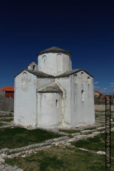 L'église de Nin en Dalmatie. Photo © André M. Winter