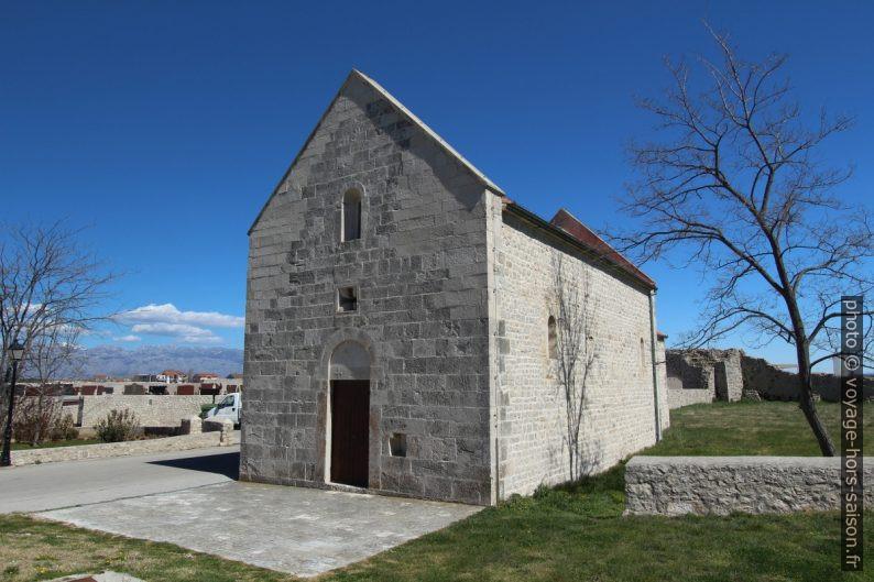 Église crkva Sv. Ambroza. Photo © André M. Winter