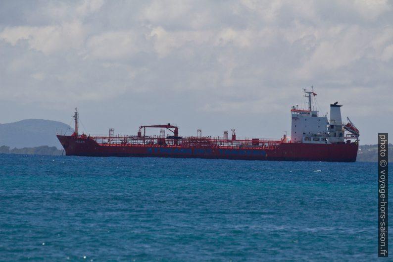 Pétrolier Mesabi de Streamline Tankers. Photo © André M. Winter