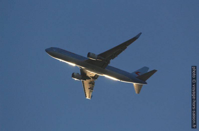 Boeing 767-306 ER de Neosair. Photo © André M. Winter