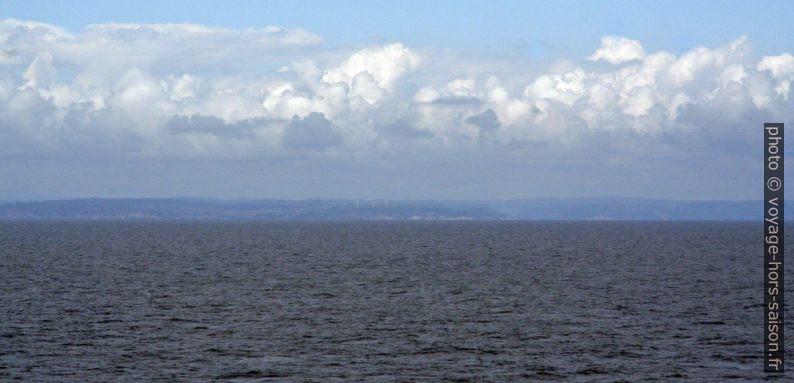 Côte sud de la Norvège en 2009, telle que Svedrup a pu la voir en partant de Kristansand