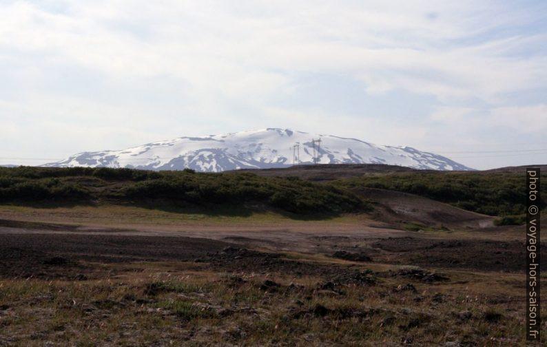 Volcan Hekla en 2009