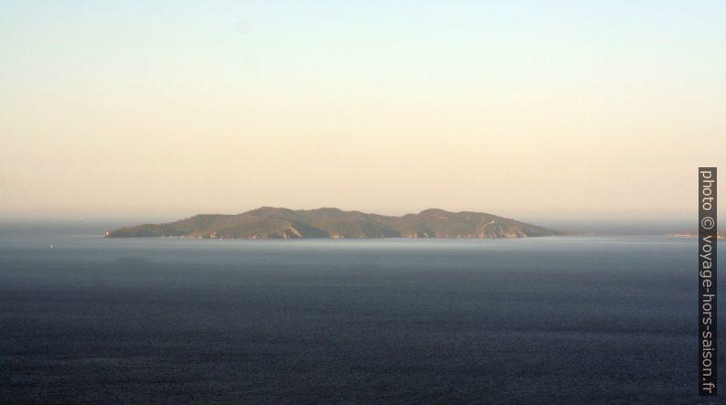 Port-Cros un matin de printemps. Photo © André M. Winter