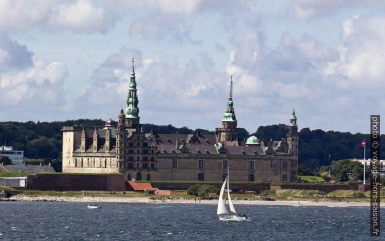 Château de Kronborg, vu en 2016. Photo © André M. Winter