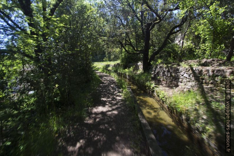 Canal de Carcès. Photo © André M. Winter