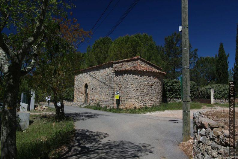 Chapelle St. Jaume du 11e siècle. Photo © André M. Winter