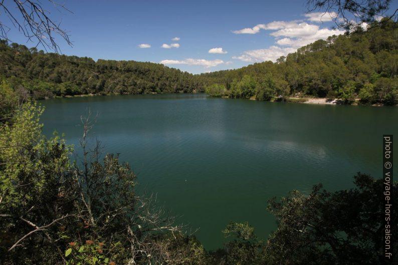 Lac de Sainte Suzanne. Photo © Alex Medwedeff