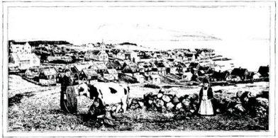 Thorshavn vers 1900