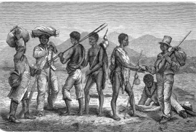 Voyageurs Basutos