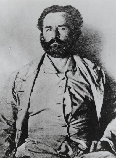 Franz Wilhelm Junghuhn vers 1860