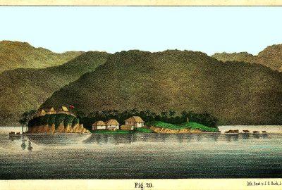 Baie de Sibolga (Baai van Tapanoeli)