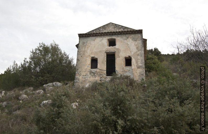 Ruine de la Chapelle St. Pancrace. Photo © André M. Winter