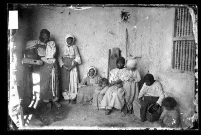 Femmes et enfants à Chypre en 1878. Photo: John Thomson