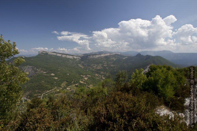 La Montagne de Gache. Photo © André M. Winter