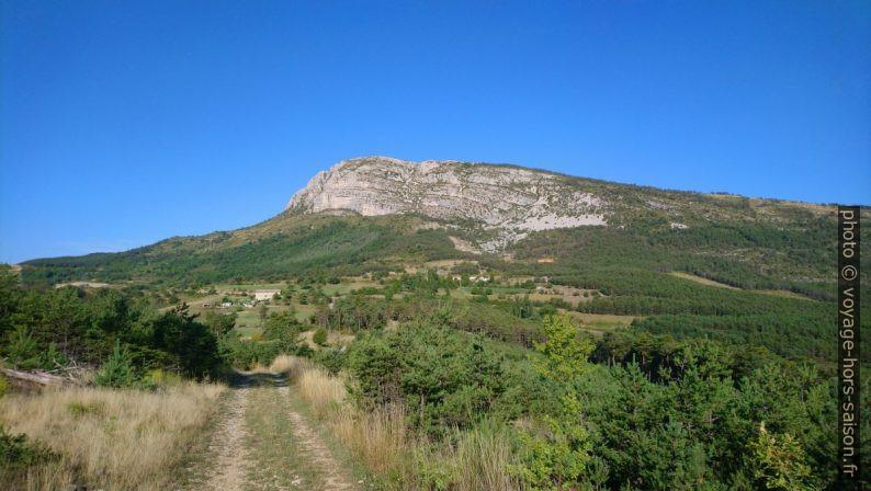 La Montagne de Robion. Photo © André M. Winter