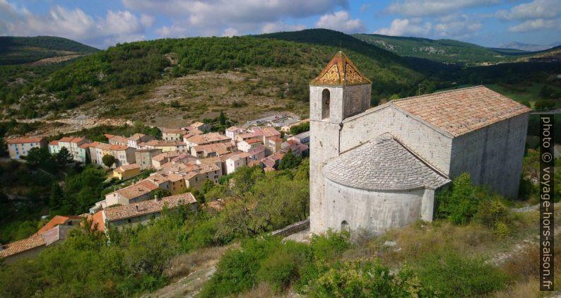 Chapelle St. André de Comps-sur-Artuby. Photo © André M. Winter