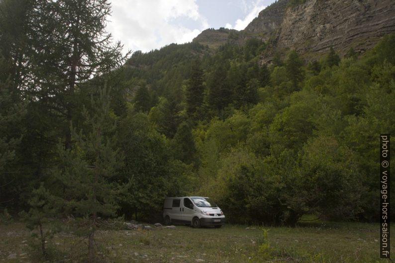 Notre Trafic dans le Vallon du Fournel. Photo © Alex Medwedeff