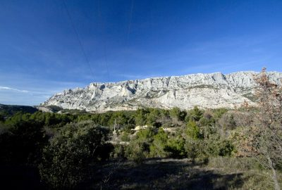 La Montagne Sainte-Victoire. Photo © André M. Winter