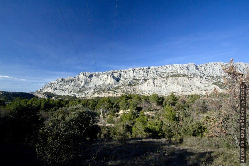 La Montagne Sainte-Victoire. Photo © André M. Winter