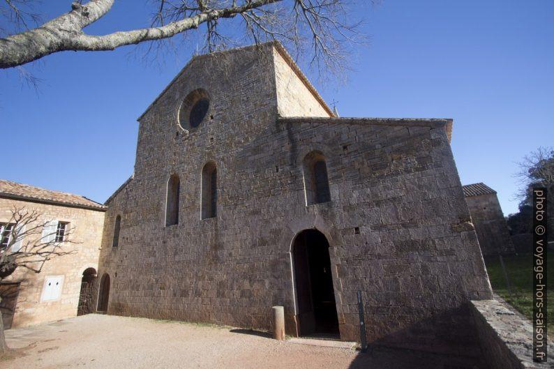 Église de l'Abbaye du Thoronet. Photo © André M. Winter